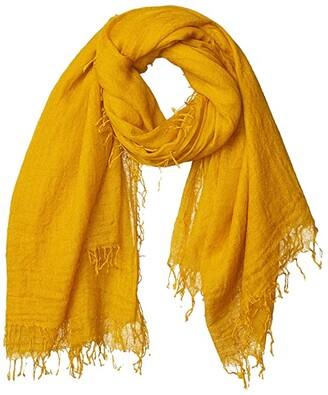 Chan Luu Cashmere Silk Solid Scarf (Arrowwood) Scarves