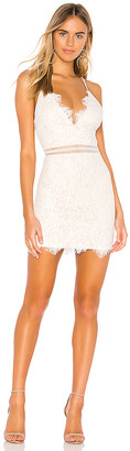 superdown Remi Lace Mini Dress
