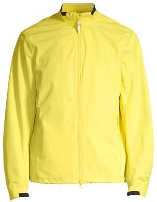 Barbour Tartan Collection Waterproof Brimstone Jacket