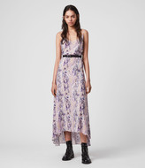 AllSaints Essie Masala Dress