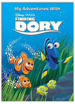 Disney Finding Dory Personalizable Book - Large Format