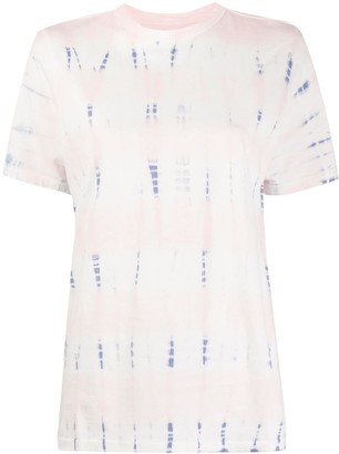 Etoile Isabel Marant Dena tie-dye cotton T-shirt