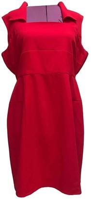 Andrew Marc Red Dress for Women