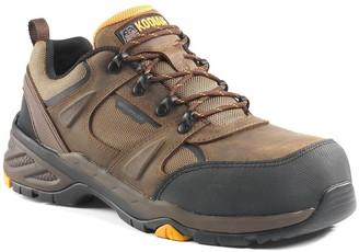 Kodiak Rapid Low Men's Waterproof Composite Toe Work Boots