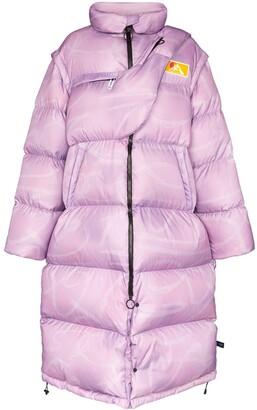 Off-White Oversized Padded Coat