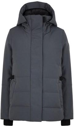 Canada Goose Lyndale Dark Grey Arctic-Tech Shell Jacket
