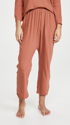 The Great The Lounge Crop Pants