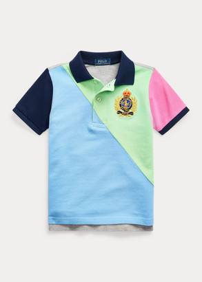 Ralph Lauren Pony-Crest Cotton Polo