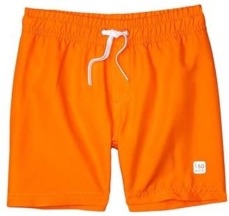 reima Swim Shorts Cancun (Toddler/Little Kids/Big Kids) (Orange 2) Boy's Swimwear