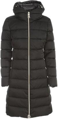 Herno Long Hooded Padded Jacket