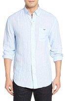Vineyard Vines Men's Slim Fit Tucker Linen Sport Shirt