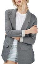 Topshop Women's 'Emery Tonic' Oversized Boyfriend Blazer