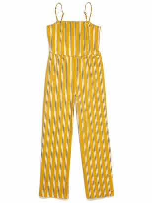 Tommy Hilfiger Women's Adaptive Jumpsuit with Velcro Brand Closure