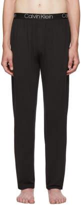Calvin Klein Underwear Black Stretch Pyjama Lounge Pants