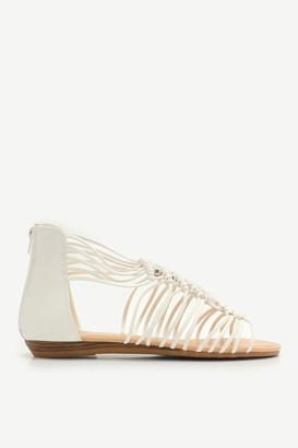 Ardene Braided Gladiator Sandals