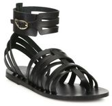 Ancient Greek Sandals Zaira Leather Gladiator Sandals