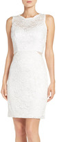 Xscape Evenings Lace Sheath Dress