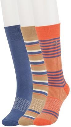 Joe's Jeans Hale Stripe 3 Pack Socks