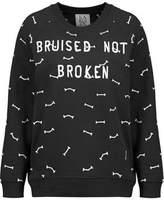 Zoe Karssen Embroidered Cotton Sweatshirt