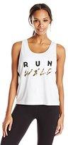MinkPink Women's Run Wild Tank Top