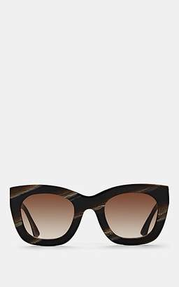 Thierry Lasry Women's Melancoly Sunglasses - Bicolor Black And White