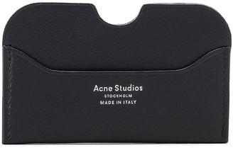 Acne Studios Elmas in Black | FWRD