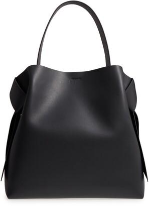 Acne Studios Musubi Leather Maxi Bag