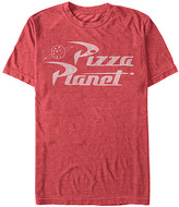 Fifth Sun Men's Tee Shirts RED - Toy Story 4 Red Heather 'Pizza Planet' Tee - Men