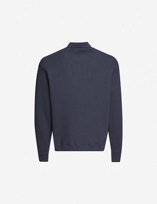 Acne Studios Ferd brand-patch cotton-jersey jumper