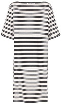 Acne Studios Dodora cotton-jersey dress