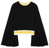 Ellery Immortal Flare cotton sweatshirt