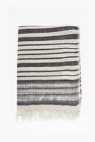 French Connection Deana Stripe Scarf