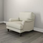 The White Company Sloane Herringbone Armchair