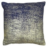 Threshold Ombre Throw Pillow - Blue & Gold