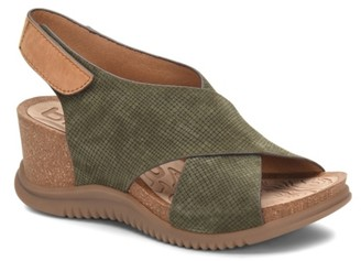bionica Gradie Wedge Sandal