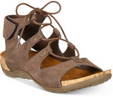 BearPaw Jodie Flat Sandals Women's Shoes