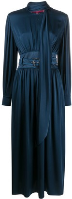 Sies Marjan Belted Midi Dress