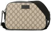Gucci GG Supreme shoulder bag - men - Leather/Polyester/Polyurethane - One Size