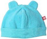 Zutano Cozie Fleece Hat - Pool-18 Months