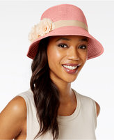 August Hats Fantasy Floral Cloche