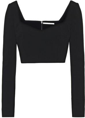 Emilia Wickstead Stretch-jersey top