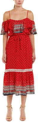 MISA Los Angeles Larsen Maxi Dress