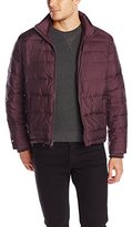 Kenneth Cole New York Men's Front-Zip Down-Fill Puffer Jacket