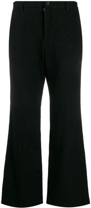 Yohji Yamamoto Boucle Trousers