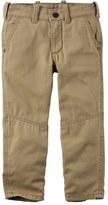 Carter's Boys 4-8 Lined Khaki Pants