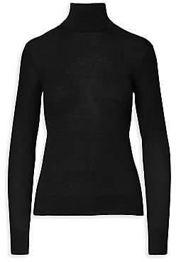 Ralph Lauren Women's Iconic Style Cashmere Turtleneck Sweater