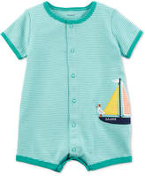 Carter's Sailboat Romper, Baby Boys