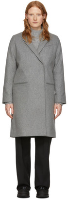 Won Hundred Grey Catelyn Coat