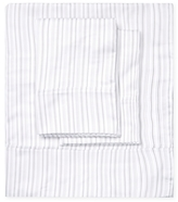 Melange Home Shirt Stripe Sheet Set