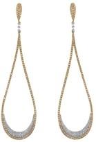 Effy Jewelry Effy D'Oro 14K Yellow Gold Diamond Earrings, 1.63 TCW